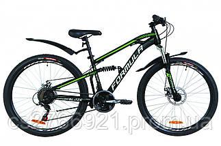 """Велосипед 26"""" Formula BLAZE AM2 14G DD St с крылом Pl 2019, фото 3"""