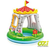 Детский надувной бассейн Intex Королевский Замок 57122