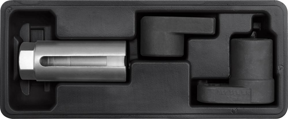 Ключ торцевий з внутрішним багатогранником для лямбда-зонду YATO 22 мм 3 шт
