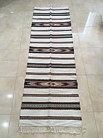 Доріжка  гуцульська ткана шерстяна ручної роботи 200*70 см