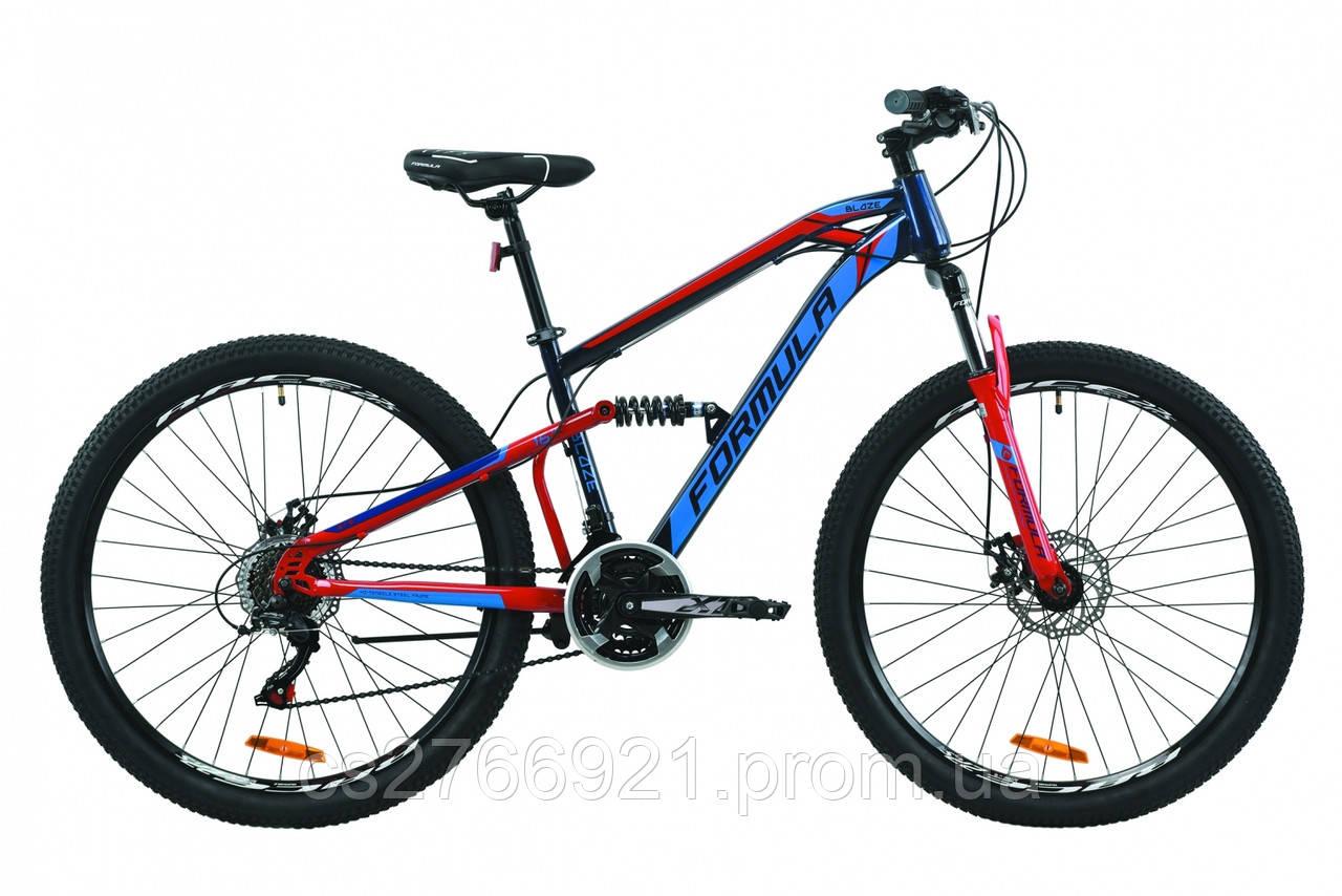 """Велосипед ST 27.5"""" Formula BLAZE AM2 DD 2020"""