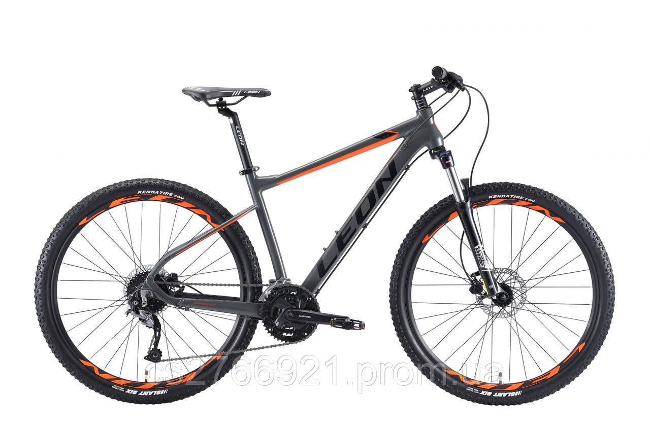 """Велосипед 27.5"""" Leon XC-70 AM Hydraulic lock out 14G Al 2019"""