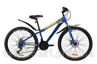 "Велосипед 26"" Discovery TREK AM 14G DD St с крылом Pl 2020, фото 2"