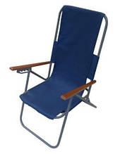 Шезлонг - кресло раскладное Мальта для рыбалки