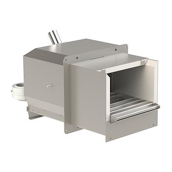 Пеллетная горелка AIR Pellet Ceramic 500 кВт 2 шнэка в комплекте (400-500 кВт)