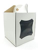 Коробка для торта 25*25*30см