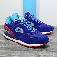 Кроссовки Demaх sport blue 06-29-92717 (41р - 27,0см)