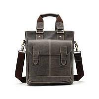 Чоловіча класична повсякденна шкіряна сумка Marrant, фото 1