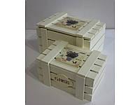 Набор шкатулок из 2шт 5011-8, фото 1