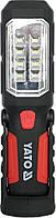 Ліхтар LED на батарейки 3Х АА, 8 + 1 діод , гак + магніт , 3 режими світла, фото 1