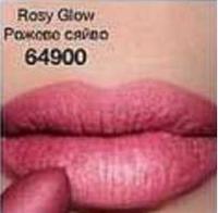 """Губная помада """"Матовое превосходство. Металлик"""" оттенок - Rosy Glow  AVON True"""