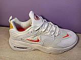 Женские кроссовки  в стиле Air Max  White, фото 4