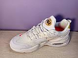Женские кроссовки  в стиле Air Max  White, фото 6