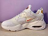 Женские кроссовки  в стиле Air Max  White, фото 7