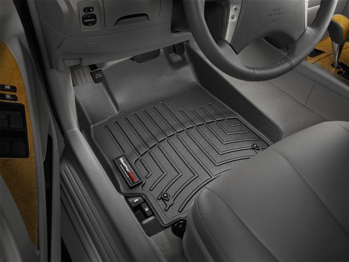 Ковры резиновые WeatherTech Toyota Camry 2006-2011 передние черные