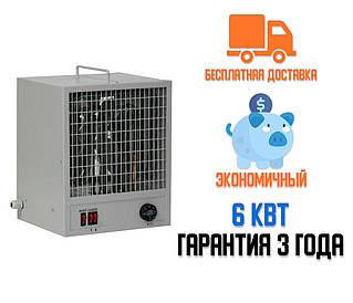 Тепловентилятор Днипро 6 кВт