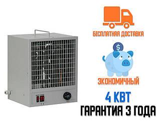 Тепловентилятор Днипро 4 кВт