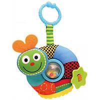 Активная игрушка-подвеска Biba Toys Веселая Улитка (GD153)