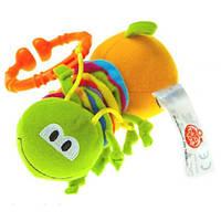 Игрушка-подвеска активная Biba Toys Веселая Гусеничка (GD154)
