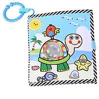 Развивающая игрушка-книга Biba Toys Волшебный остров (OC180)