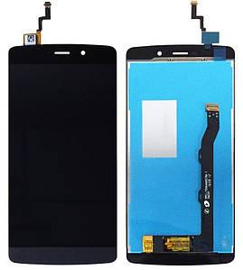 Дисплей для TP-LINK Neffos C5 Max с сенсорным стеклом (Серый) Оригинал Китай