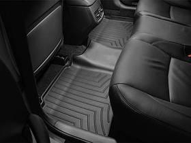 Ковры резиновые WeatherTech  Lexus ES 2006-2012 задний черный
