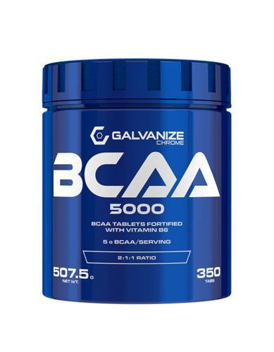 Аминокислота Galvanize Nutrition Bcaa 5000 350 tabs