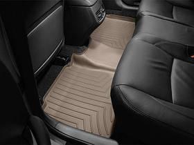 Ковры резиновые WeatherTech  Lexus ES 2006-2012 задний бежевый