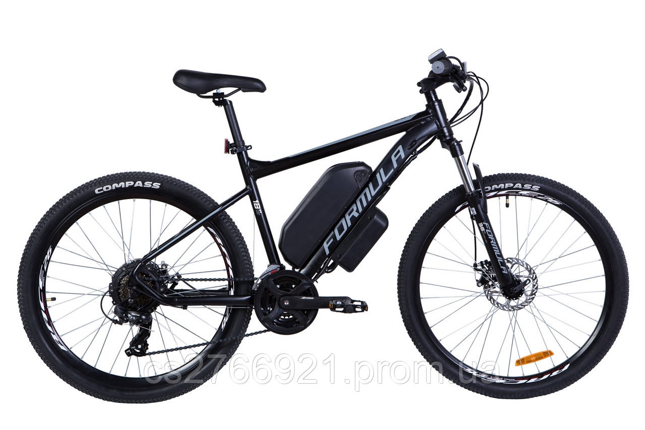 """Электровелосипед 26"""" F-1 750Вт 48В, 17.5Ач, макс.пробег 70км, 60 км/ч"""