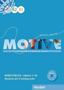 Motive A1–B1 Arbeitsbuch Lektion 1–30