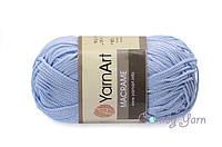 YarnArt Macrame, Голубой №133