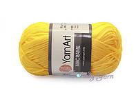YarnArt Macrame, Желтый №142