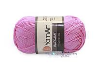 YarnArt Macrame, Розовый №147