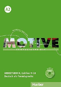 Motive A2 Arbeitsbuch Lektion 9–18 mit MP3 Audio CD