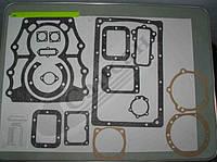 Комплект прокладок  КПП с делителем  (паронит + бумага 16позиций). 15.1700000-10 П
