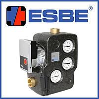 Термосмесительный узел ESBE LTC 261 60° 1 1/2''c насосом WILO Yonos Para (Esbe 55004900)
