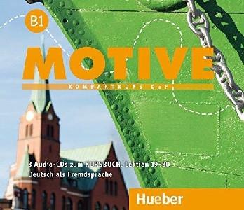 Motive CDs zum Kursbuch A2 Lektion 19-30
