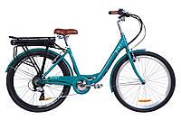 "Электровелосипед 26"" RUBY трещ, 350Вт 36В, 13Ач, макс. пробег 50км, 40 км/ч"