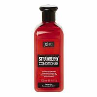 Xpel Strawberry кондиционер без парабенов клубника для сухих волос, кондиціонер клубніка англія, 400мл,бальзам