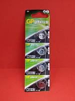 Батарейка GP Lithium CR1220 3V