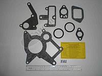 Комплект прокладок системы  охлаждения  (ЕВРО-2 (РТИ+паронит 8 позиций ). 7406-1303000-01