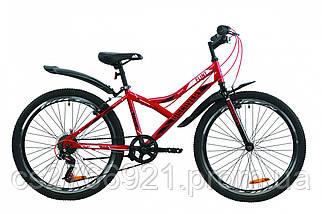 """Велосипед 24"""" Discovery FLINT 14G Vbr St с крылом Pl 2020, фото 2"""