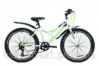 """Велосипед 24"""" Discovery FLINT 14G Vbr St с крылом Pl 2020, фото 3"""