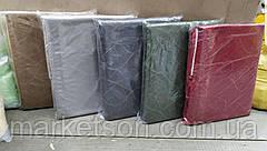 Готовые плотные шторы для спальни или гостинной 1,5х2,7 Блэкаут лен, фото 3