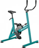Водный велотренажер AquaNess V2 для бассейна Зеленый