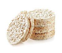 Хлебцы рисово-кукурузные с морской солью, 100г Bio Food