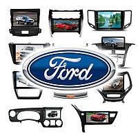 Штатная магнитола Форд / Ford. Любые модели
