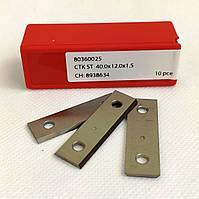 40,0х12,0х1,5 KCR08 ніж змінний тб/спл