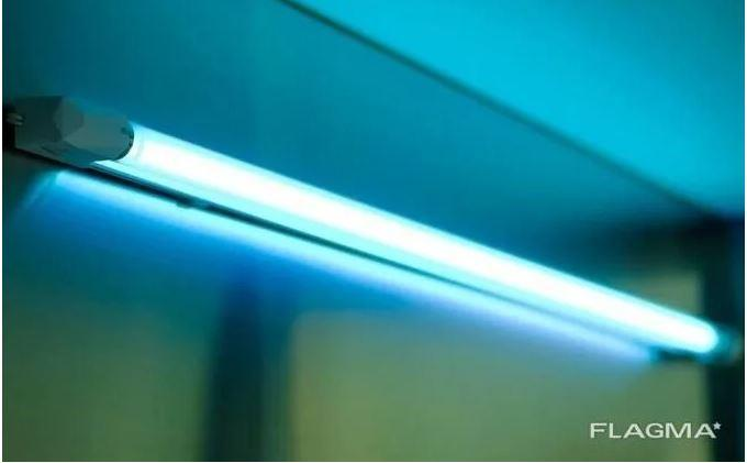 Бактерицидная кварцевая Лампа DeLux - 60-70 кв.м на 36W без озоновая