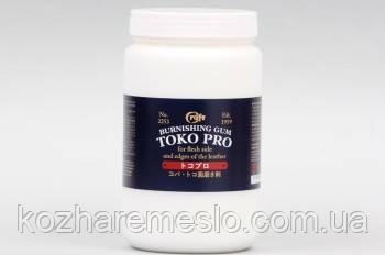 Средство для полировки кожи TOKO PRO 50 грамм бесцветный (Япония) хромовое, смешанное дубление